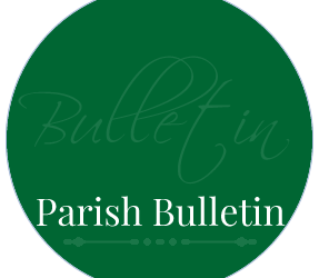 Parish Bulletin – 19th January 2020 : 2nd Sunday